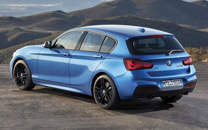 Экстерьер BMW 1-Series 2020