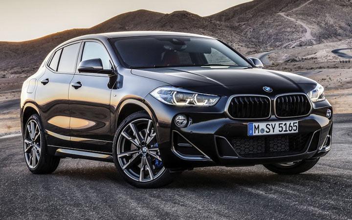 Кроссовер BMW X2 2019-2020 года