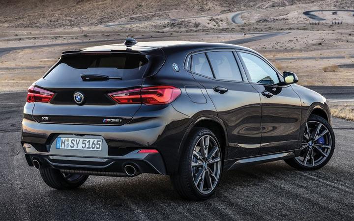 Новый BMW X2 2019-2020 года