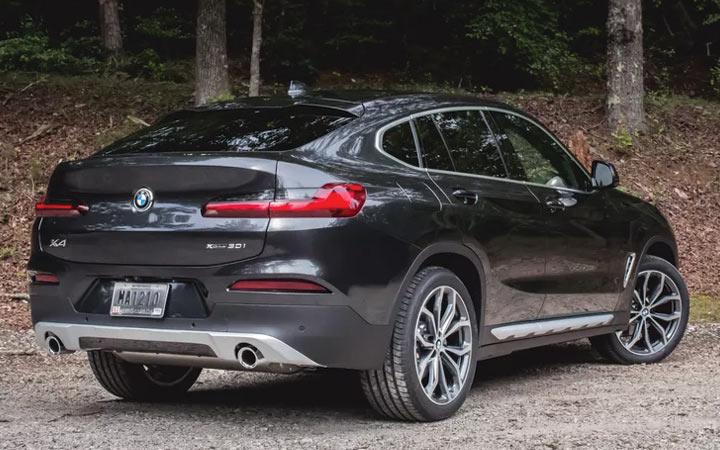 Новый BMW X4M 2019-2020 года