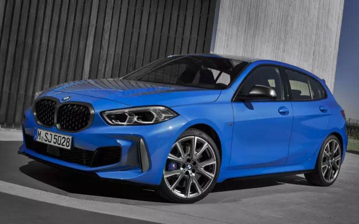 Экстерьер BMW 1 series 2020