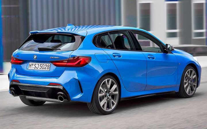 Представлена новая BMW 1 series 2020