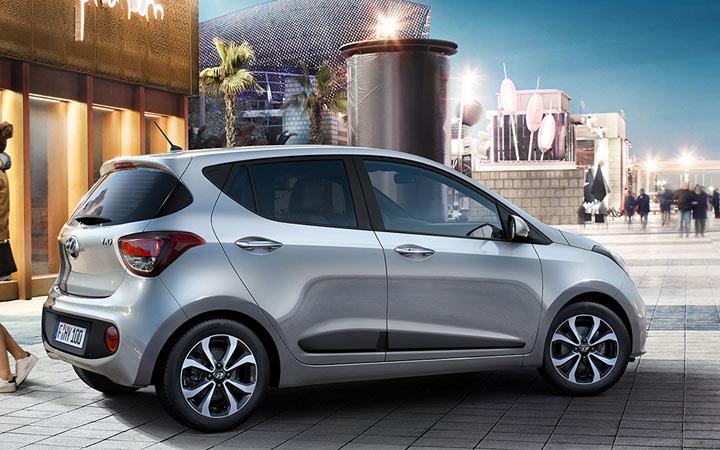 Hyundai i10 2019-2020