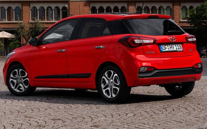 Hyundai i20 2019-2020