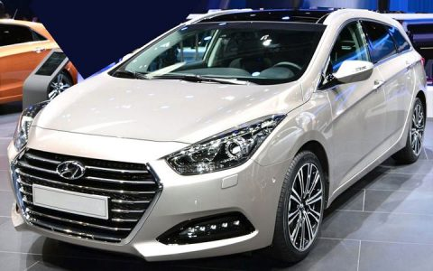 Универсал Hyundai i40 2019-2020