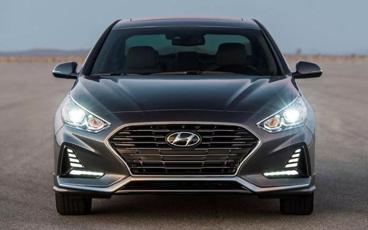 Седан Hyundai i40 2019-2020
