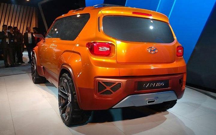 Экстерьер Hyundai Carlino 2019-2020
