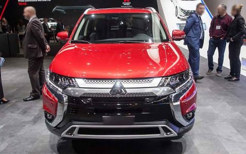 Премьера нового Mitsubishi Outlander 2019-2020 года