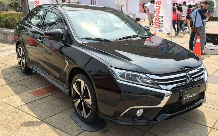 Mitsubishi Lancer 2019-2020 года