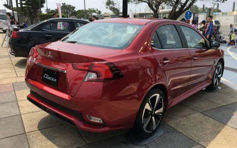 Новый Mitsubishi Lancer 2019-2020 года