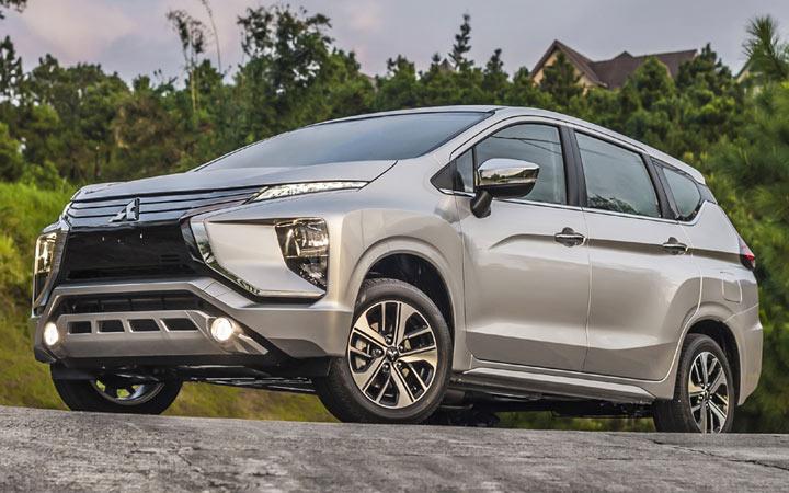 Новый Mitsubishi Xpander 2019-2020 года