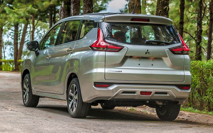 Экстерьер Mitsubishi Xpander 2019-2020 года