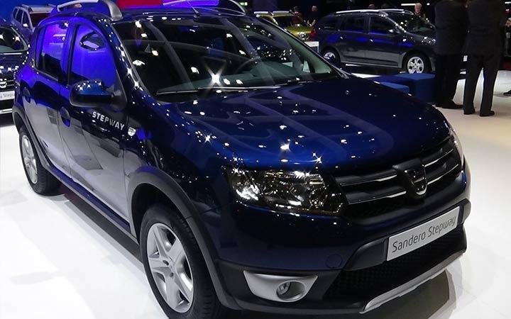 Экстерьер Renault Sandero Stepway 2019-2020
