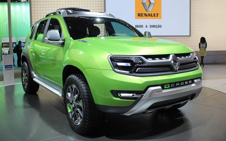 Экстерьер Renault Duster 2020