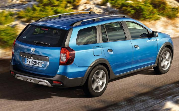 Новый Renault Logan Stepway 2019-2020