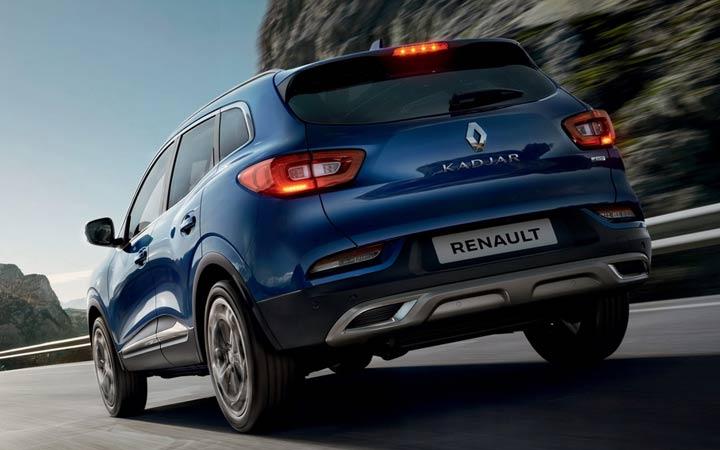 Новый Renault Kadjar 2019-2020