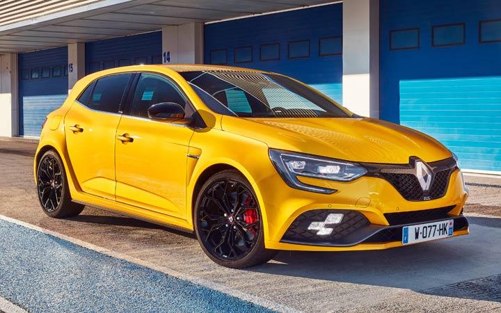 Экстерьер Renault Megane RS Trophy 2019-2020