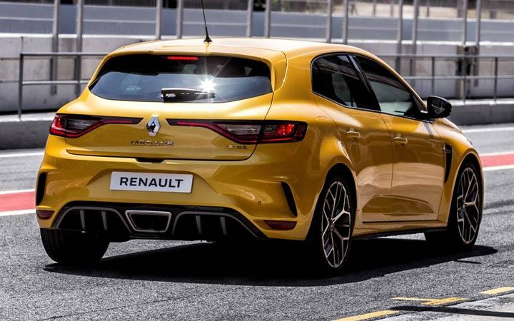 Спорткар Renault Megane RS Trophy 2019-2020