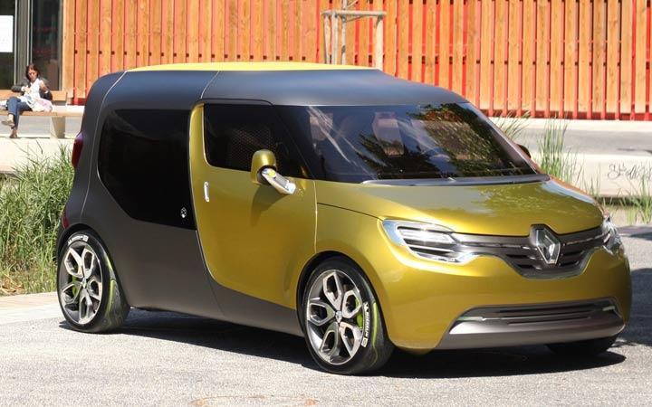 Экстерьер Renault Kangoo 2019-2020
