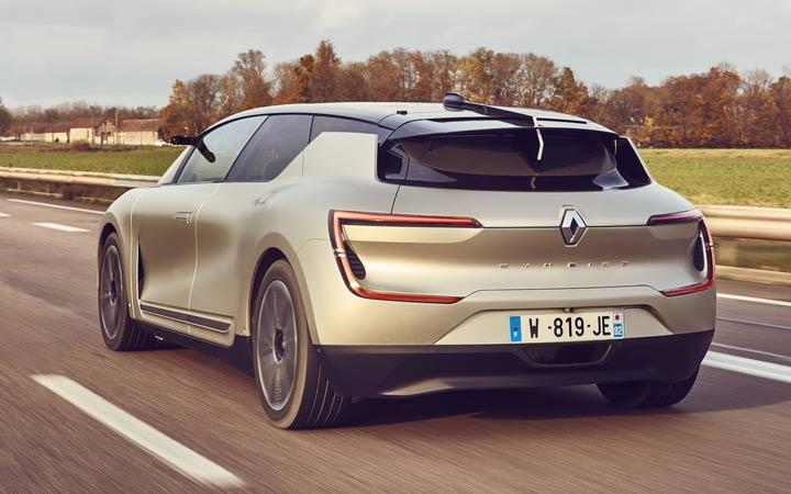 Новый Renault Symbioz 2019-2020