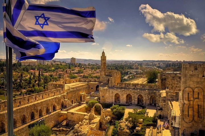 Новый 2020 год в Израиле