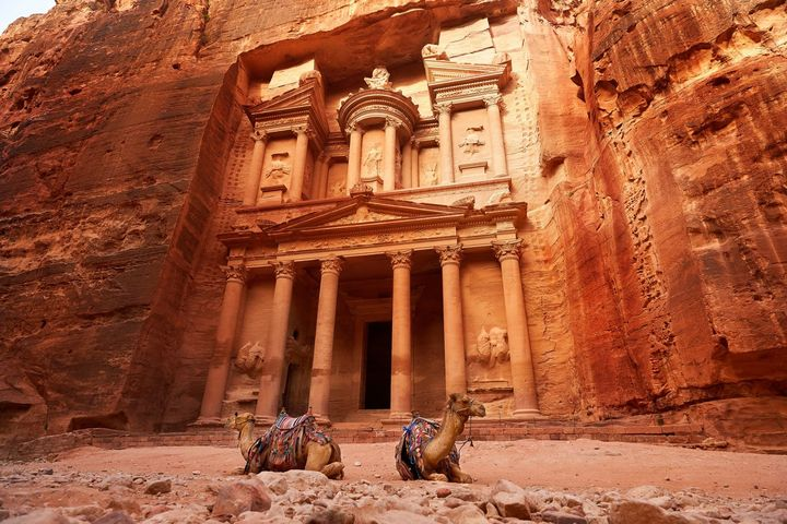 Новый 2020 год в Иордании