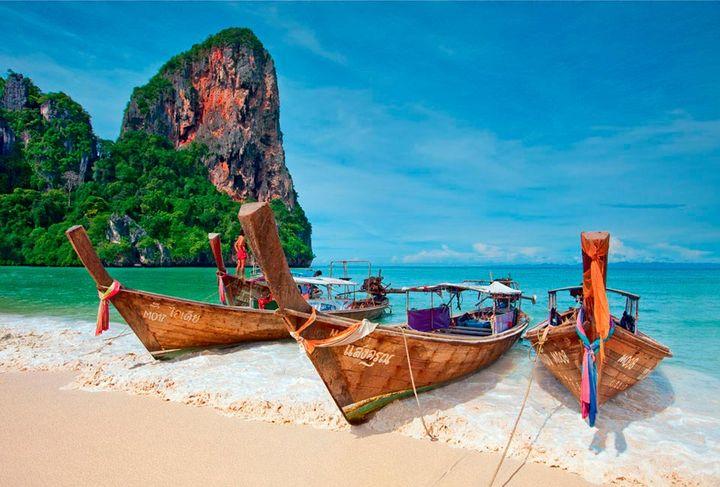 Новый 2020 год в Тайланде