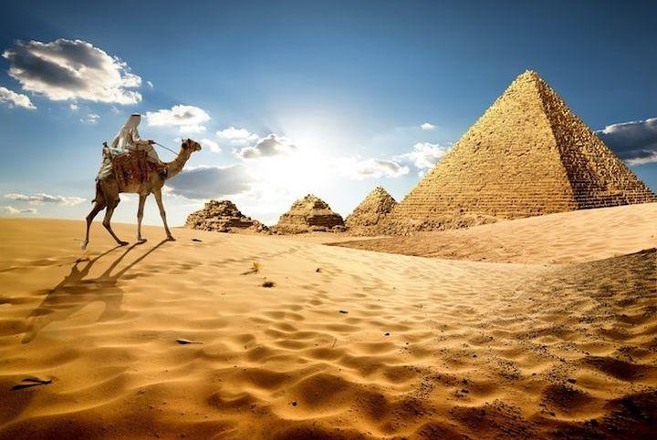 Новый 2020 год в Египте