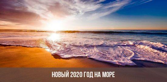 Новый 2020 год на море