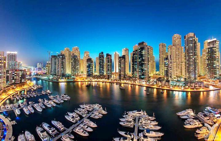 Новый 2020 год в ОАЭ