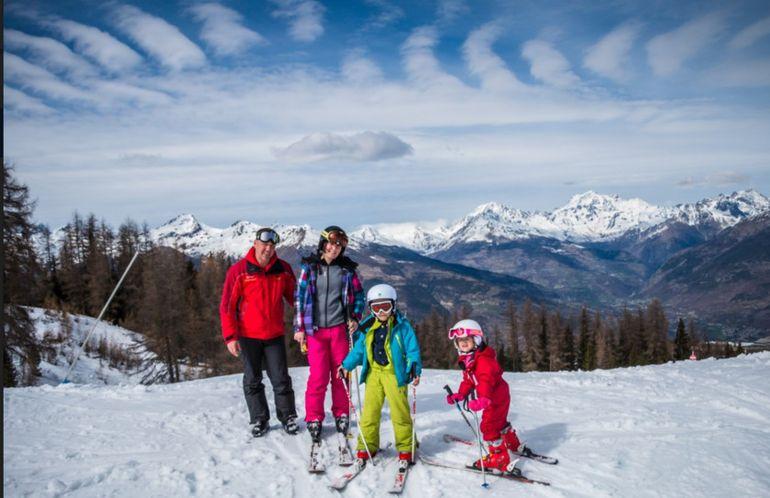 Лыжные курорты в Сочи