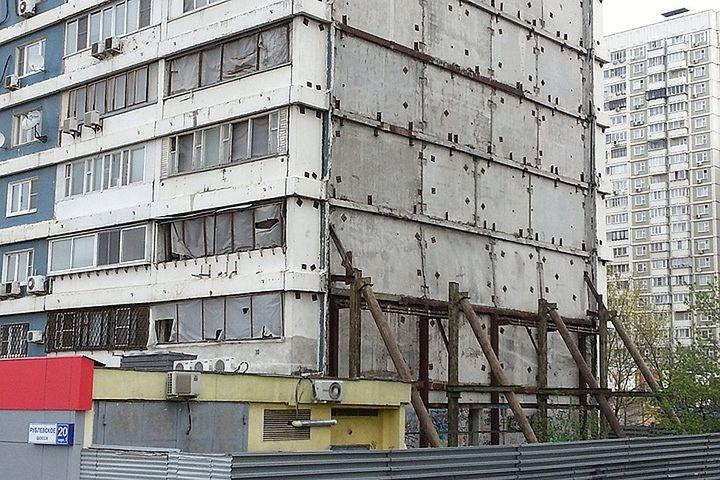 Аварийная девятиэтажка