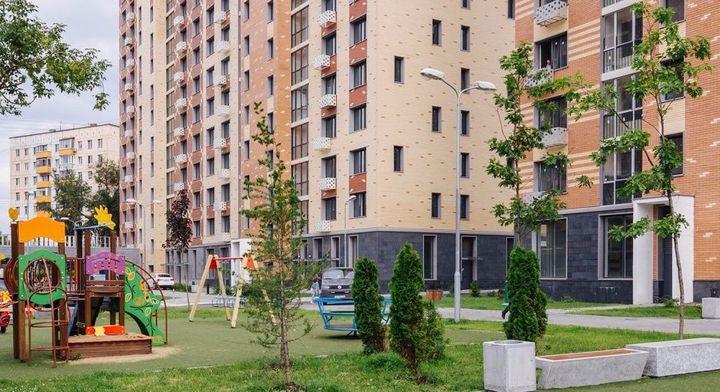 Детская площадка в Перово