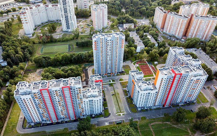 Реновация в Перово в 2017-2020 годах