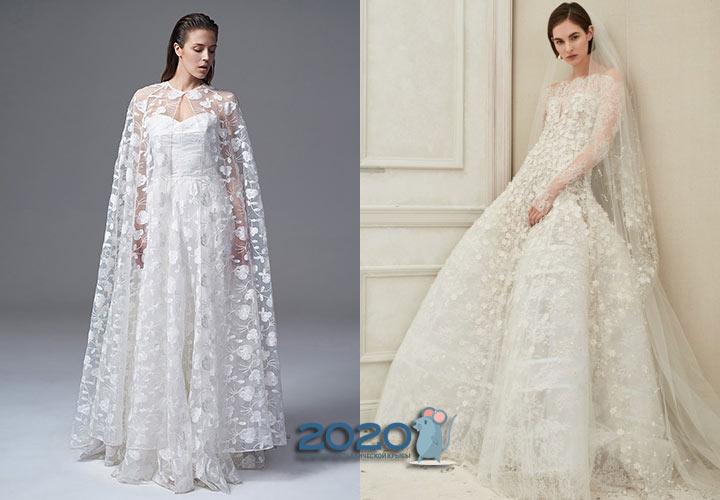 Платье для венчания советы, красивые модели 2020 года