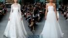 Классическое свадебное платье 2020 года