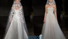 Модное подвенечное платье 2020 года