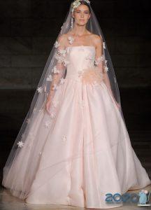 Модные образ для невесты на 2020 год