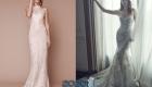 Облегающее свадебное платье мода 2020 года