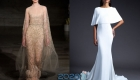 Модные варианты декора для свадебного платья в 2020 году