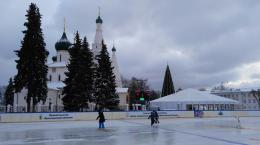 Новый 2020 год в Ярославле