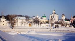 Новый 2020 год в Ярославской области