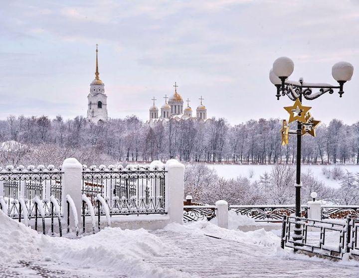 Новый 2020 год во Владимире