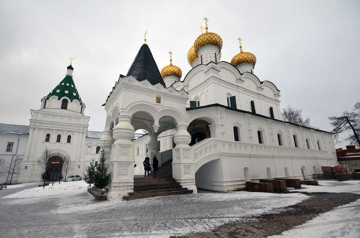 Новый год на Костроме