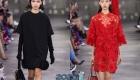 Трендовые модели коктейльных платьев осень-зима 2019-2020