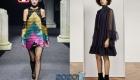 Ровное платье осень-зима 2019-2020