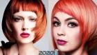 Яркий сессон на рыжие волосы 2020 года