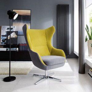 Модное кресло в интерьере 2020 года