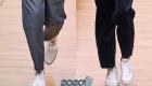Белая мужская обувь осень-зима 2019-2020