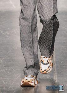 Модные мужские кроссовки сезона осень-зима 2019-2020